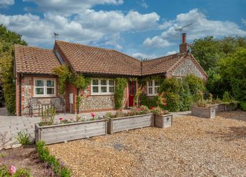 Thumbnail 3 bed detached bungalow for sale in The Street, Thornage, Holt