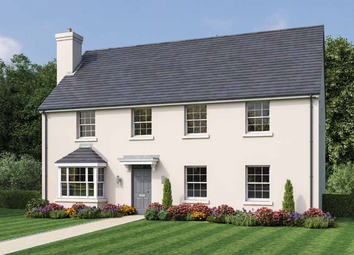 Thumbnail 4 bed detached house for sale in The Llanfair, The Green, Llangenny Lane, Crickhowell
