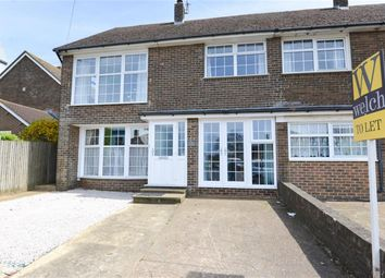 Thumbnail 4 bed semi-detached house to rent in Southwick Street, Southwick, West Sussex