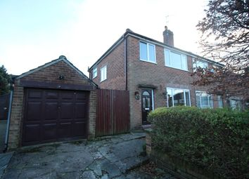 Thumbnail 3 bed semi-detached house for sale in Yarwood Close, Heywood