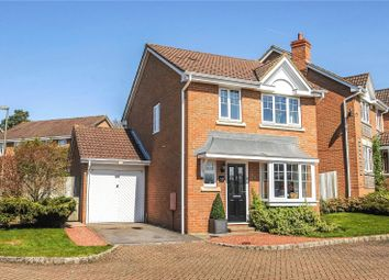 Thumbnail 3 bed detached house to rent in Curtis Close, Camberley, Surrey