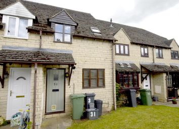 Thumbnail 2 bed terraced house for sale in Farriers Croft, Bussage, Gloucestershire
