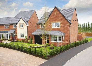 """Thumbnail 4 bedroom detached house for sale in """"Guisborough I"""" at Winnington Avenue, Northwich"""