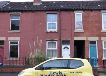 Thumbnail 1 bed terraced house to rent in Dundas Road, Tinsley, Sheffield