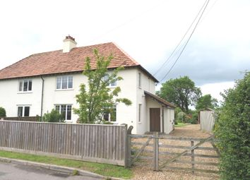 Thumbnail 3 bed semi-detached house for sale in Bay Road, Porlock, Minehead