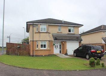 Thumbnail 4 bedroom detached house for sale in Elmpark Grove, Greengairs, Airdrie, North Lanarkshire