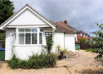 Thumbnail 3 bedroom detached bungalow for sale in Middle Road, Sholing