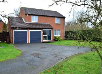 Thumbnail 4 bed detached house for sale in Toseland Way, Lower Earley, Reading