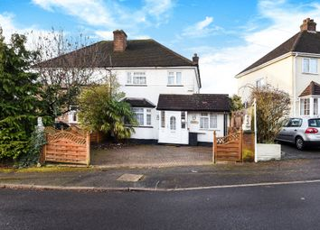 Thumbnail 4 bed semi-detached house for sale in Lincoln Road, Northwood