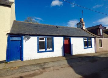 Thumbnail 2 bed terraced bungalow for sale in New Street, Thornhill, Dumfries And Galloway