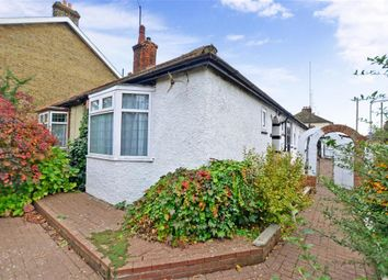 Thumbnail 3 bed semi-detached bungalow for sale in Addiscombe Road, Margate, Kent