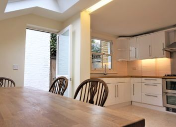 Thumbnail 3 bed terraced house to rent in Short Road, Chiswick