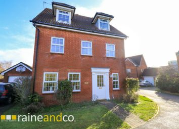 Thumbnail 5 bed detached house for sale in Nimrod Drive, Hatfield
