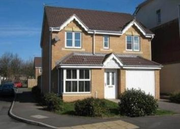 Thumbnail 4 bed detached house to rent in Clos Springfield, Talbot Green, Pontyclun