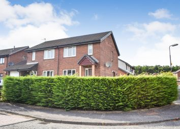 Thumbnail 3 bed semi-detached house for sale in Netherwood Park, Livingston