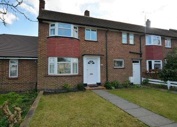 Thumbnail 3 bed terraced house to rent in Southchurch Boulevard, Southend-On-Sea