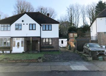 Thumbnail 3 bed semi-detached house for sale in 16 Arcadian Avenue, Bexley, Kent