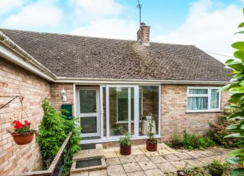 Thumbnail Detached bungalow for sale in Quartermain Road, Chalgrove, Oxford