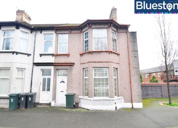 Thumbnail 4 bedroom end terrace house for sale in Chepstow Road, Newport