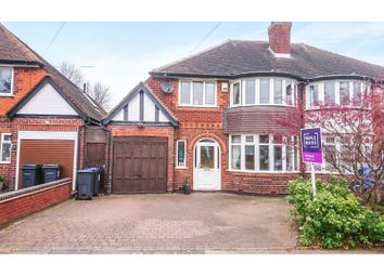 Thumbnail 3 bed semi-detached house for sale in Beeches Drive, Birmingham