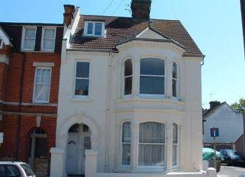 Thumbnail 1 bedroom flat to rent in Balmoral Road, Gillingham