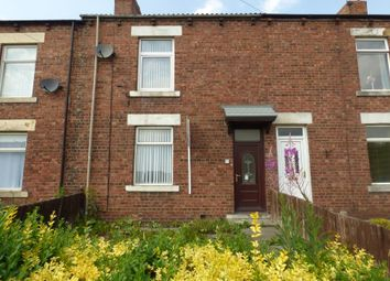 Thumbnail 2 bed terraced house to rent in Catherine Terrace, New Kyo, Stanley