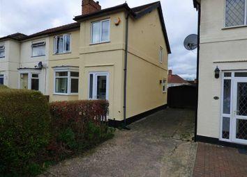 Thumbnail 3 bedroom semi-detached house for sale in Hordern Grove, Wolverhampton