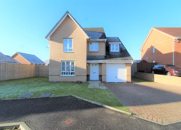 Thumbnail 4 bed detached house for sale in Heatherbell Road, Coatbridge
