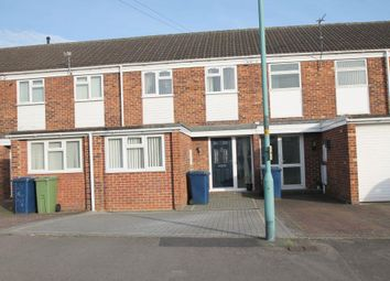 Thumbnail 3 bed terraced house for sale in Long Eights, Northway, Tewkesbury