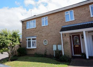 Thumbnail 3 bedroom semi-detached house for sale in Riley Close, Northampton