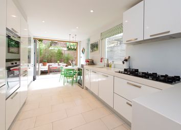Thumbnail 4 bed terraced house to rent in Brewster Gardens, London