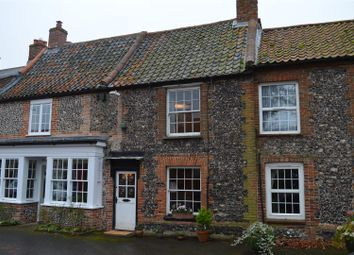 Thumbnail 2 bed cottage for sale in Stocks Green, Castle Acre, King's Lynn