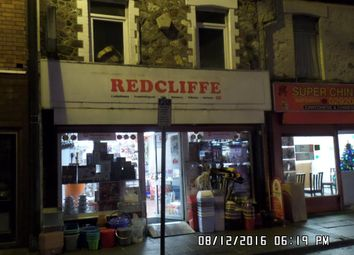 Thumbnail Retail premises for sale in Clifton Street, Cardiff