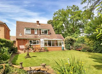 Thumbnail 3 bed detached house for sale in Lime Grove, Caythorpe, Grantham