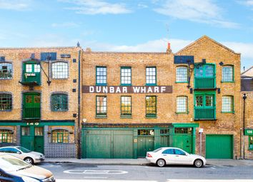 Thumbnail 4 bed terraced house for sale in Narrow Street, London
