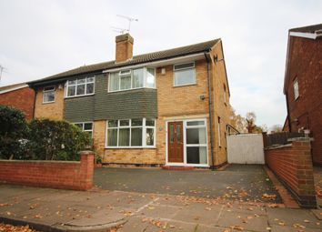 Thumbnail 3 bed semi-detached house for sale in Spencefield Drive, Evington