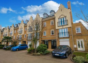 Thumbnail 4 bed town house to rent in Barker Close, Richmond