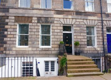 Thumbnail 2 bed flat to rent in London Street, New Town, Edinburgh