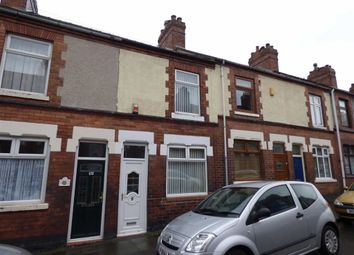 Thumbnail 2 bedroom terraced house for sale in Turner Street, Birches Head, Stoke-On-Trent