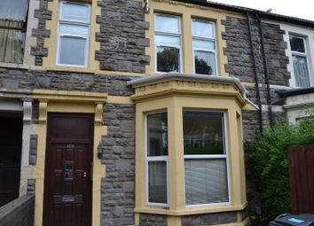 Thumbnail 1 bed flat to rent in 106, Richmond Road, Roath, Cardiff, South Wales