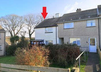 Thumbnail 2 bed end terrace house for sale in Treloweth Close, St. Erth, Hayle