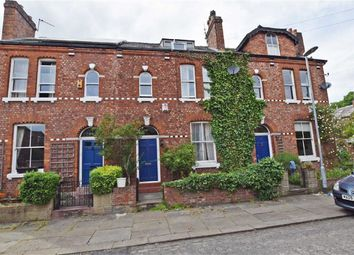 Thumbnail 3 bed terraced house for sale in Osborne Street, Didsbury, Manchester
