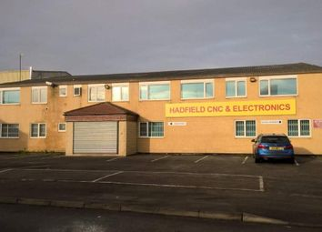 Thumbnail Light industrial for sale in Lawn Road, Carlton-In-Lindrick, Worksop