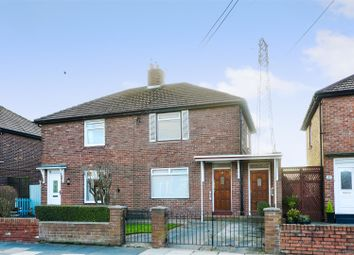 Thumbnail 2 bed semi-detached house for sale in West Drive, Cleadon, Sunderland