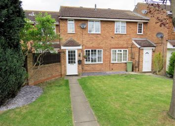 Thumbnail 2 bedroom terraced house for sale in Wordsworth Avenue, Newport Pagnell