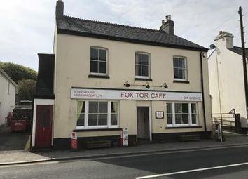 Thumbnail Restaurant/cafe for sale in Fox Tor Cafe, 2 Two Bridges Road, Princetown, Devon