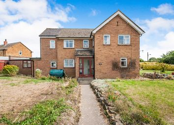 Thumbnail 3 bed detached house for sale in The Drove, Nassington, Peterborough