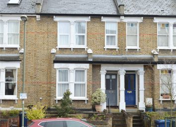 Thumbnail 3 bed terraced house for sale in Hertford Road, East Finchley, London