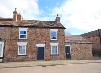 Thumbnail 3 bedroom semi-detached house to rent in Front Street, Topcliffe, Thirsk