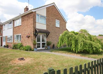 Thumbnail 3 bed semi-detached house for sale in Old House Road, Balsham, Cambridge